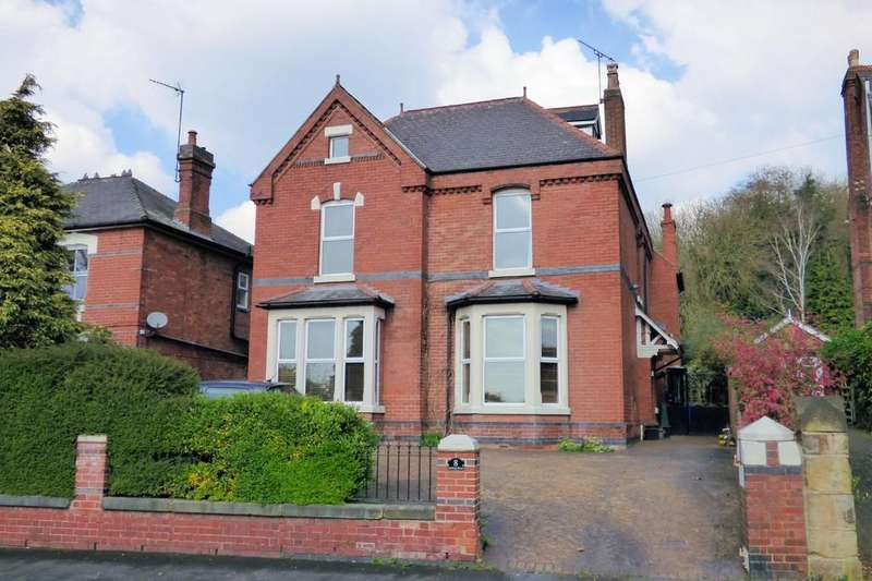 6 Bedrooms Detached House for sale in Clay Street, Stapenhill