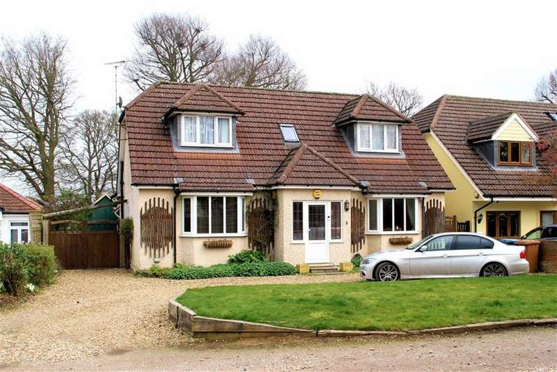 4 Bedrooms Detached House for sale in The Drive, Mardley Heath, Welwyn, AL6 0TR