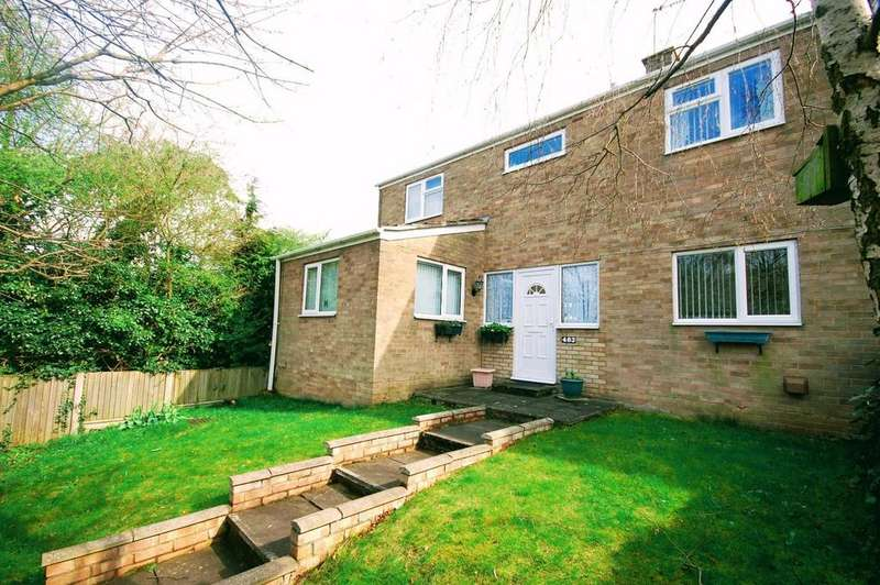 3 Bedrooms End Of Terrace House for sale in Vardon Road, Stevenage