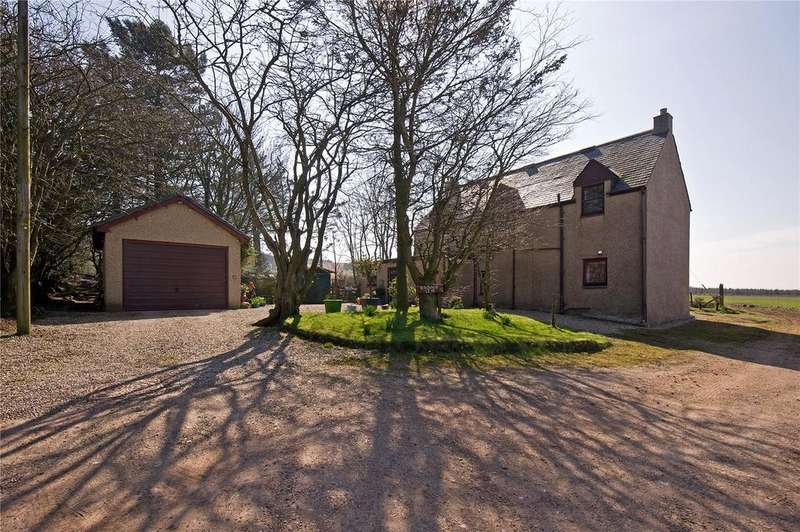 4 Bedrooms Detached House for sale in Brownieleys, Fordoun, Kincardineshire, Aberdeenshire