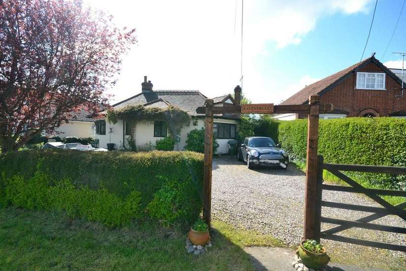 4 Bedrooms Detached Bungalow for sale in Ongar Road, Dunmow, Essex, CM6