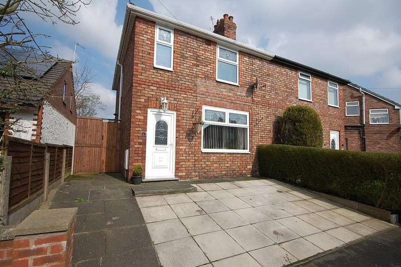 3 Bedrooms Semi Detached House for sale in Richmond Avenue, Haydock, St. Helens