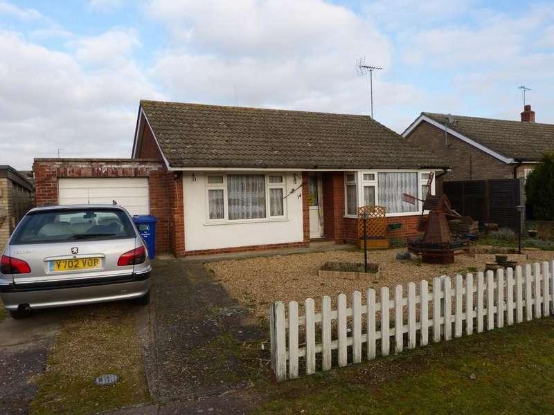 2 Bedrooms Detached Bungalow for sale in St Nicholas Walk, Brandon