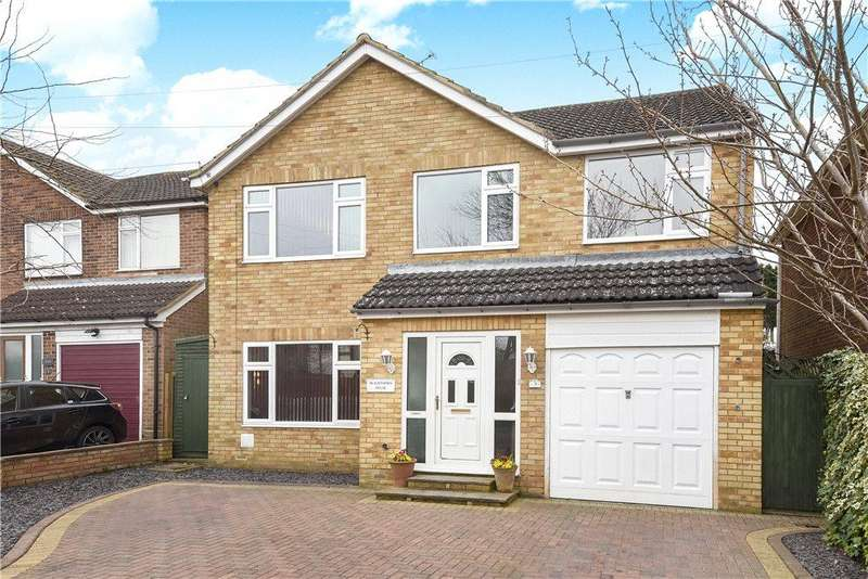4 Bedrooms Detached House for sale in Pond Close, Newton Longville, Milton Keynes, Buckinghamshire