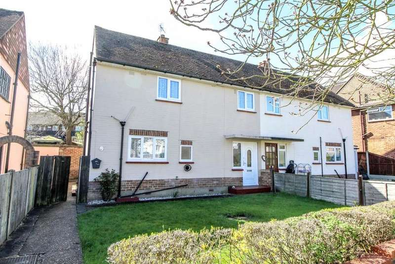 3 Bedrooms Semi Detached House for sale in Cherry Avenue, Brentwood, Essex, CM13