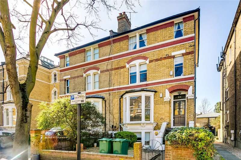 2 Bedrooms Flat for sale in Macaulay Road, Clapham, London