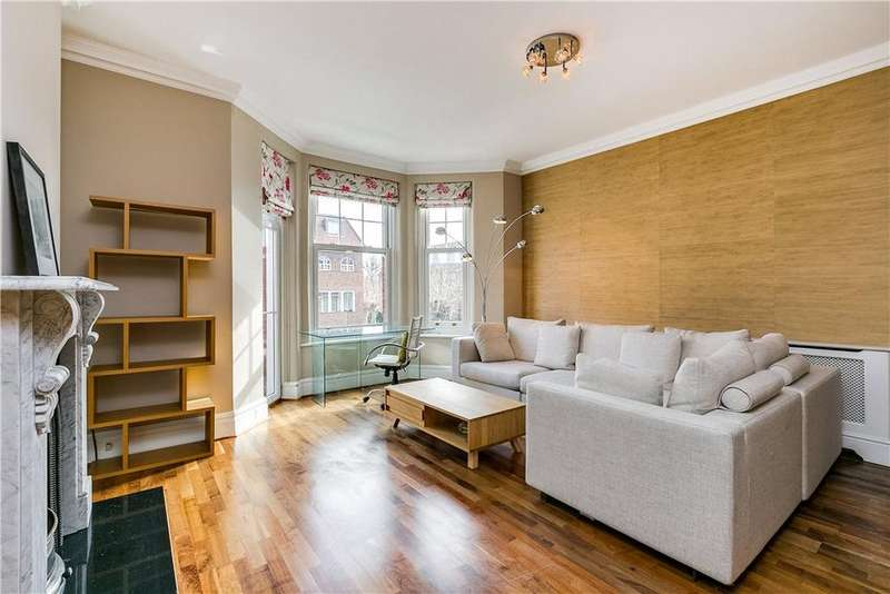 2 Bedrooms Flat for sale in Beaufort Mansions, Chelsea, London, SW3