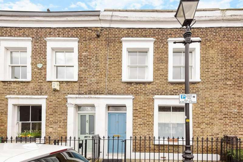 2 Bedrooms Terraced House for sale in Fielding Street, Walworth, SE17