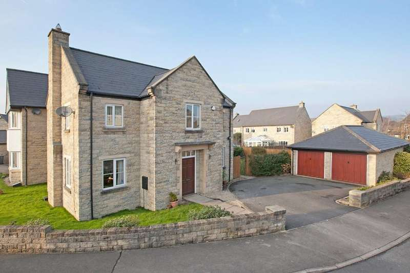 4 Bedrooms Detached House for sale in Wellfield Lane, Burley in Wharfedale