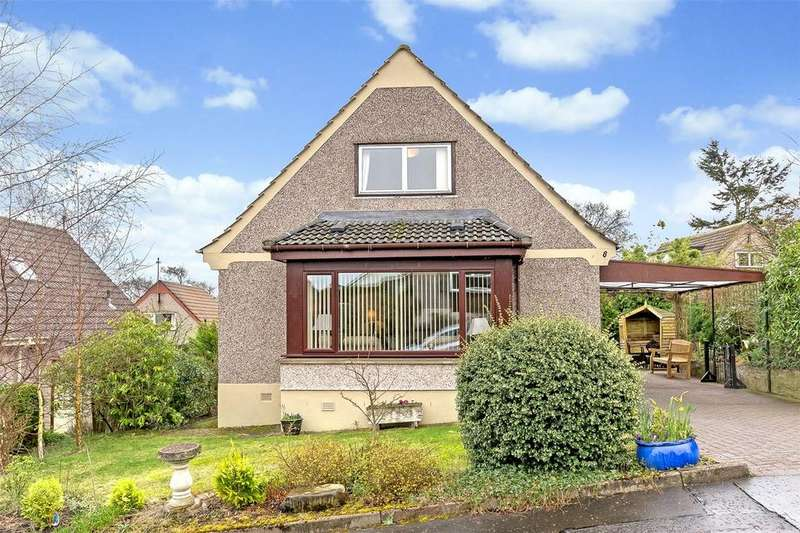 2 Bedrooms Detached House for sale in 8 Malvern Terrace, Perth, PH1