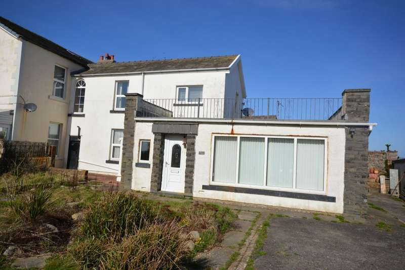 2 Bedrooms Semi Detached House for sale in Drigg Road, Seascale, CA20