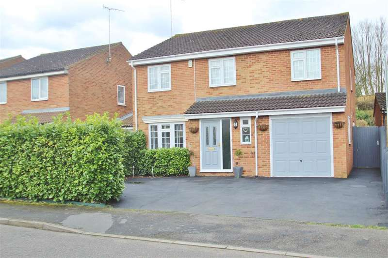 5 Bedrooms Detached House for sale in Hare Close, Buckingham