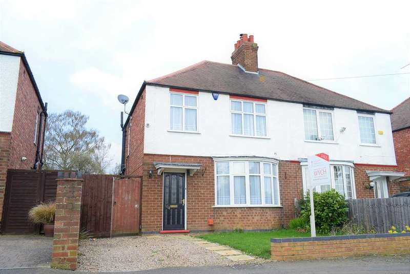 3 Bedrooms Semi Detached House for sale in Brickhill Road, Wellingborough, NN8 3JH