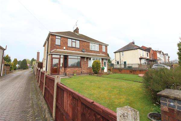 3 Bedrooms Semi Detached House for sale in Browns Lane, Allesley, Coventry