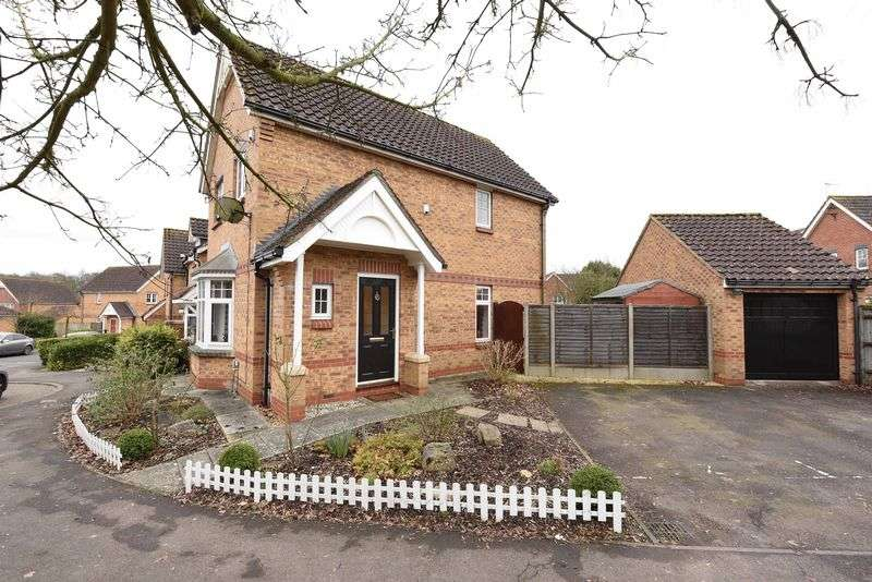 3 Bedrooms House for sale in Julius Close Basingstoke