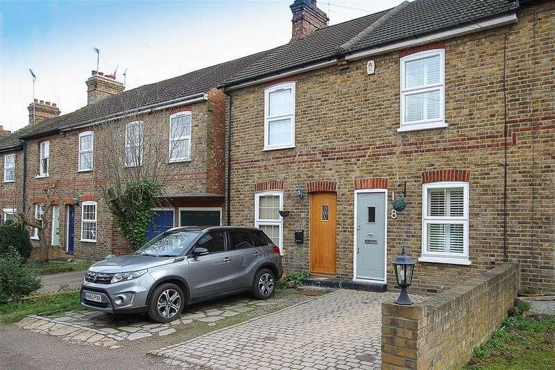 2 Bedrooms Terraced House for sale in Nita Road, Warley, Brentwood