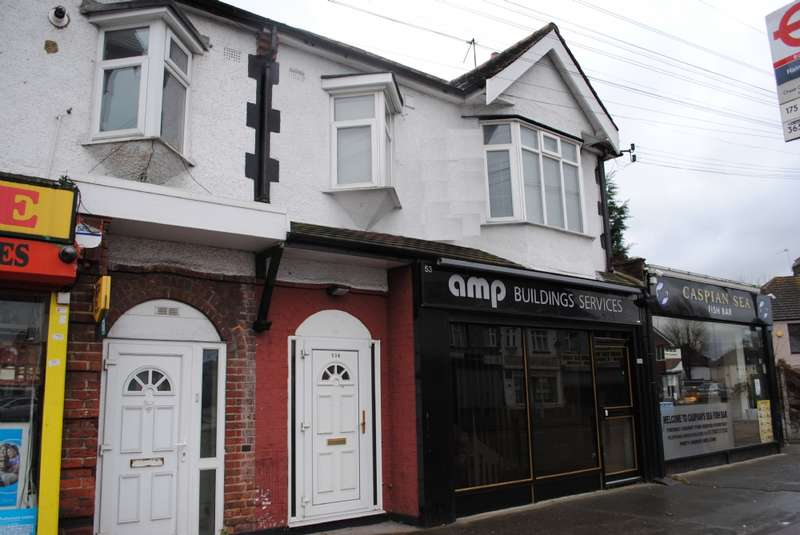 1 Bedroom Commercial Property for sale in Collier Row Lane, Collier Row