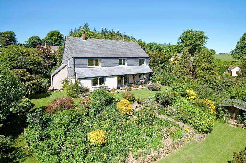 4 Bedrooms Detached House for sale in Exford, Minehead, Somerset