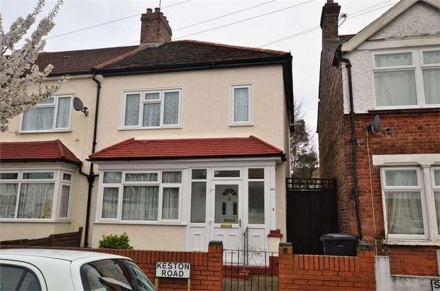 3 Bedrooms End Of Terrace House for sale in Keston Road, Thornton Heath