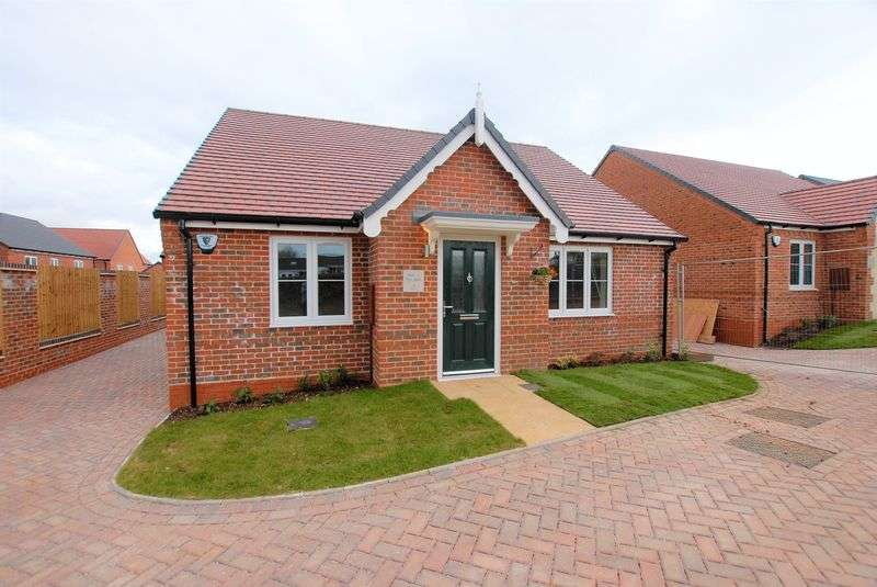 Detached Bungalow for sale in Plot 41, Devereux Grange, Great Haywood
