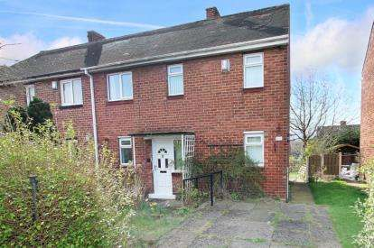 3 Bedrooms Semi Detached House for sale in The Avenue, Tankersley, Barnsley, South Yorkshire