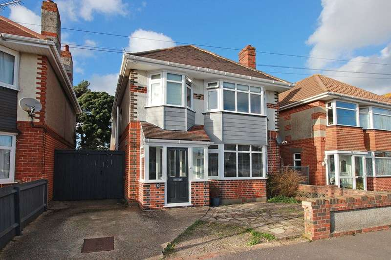4 Bedrooms Detached House for sale in Gleadowe Avenue, Christchurch