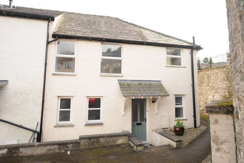 1 Bedroom End Of Terrace House for sale in Strickland Court, Kendal