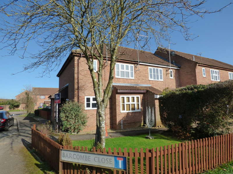 1 Bedroom Terraced House for sale in Barcombe Close, Banbury