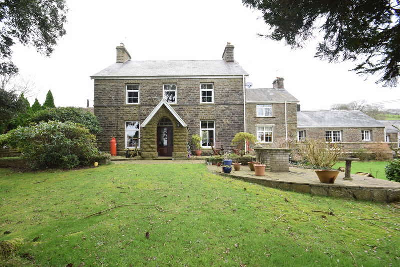 4 Bedrooms House for sale in Ty Maen Farm, Llangynwyd, Maesteg, Bridgend, Bridgend County Borough, CF34 0EH
