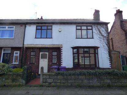 3 Bedrooms Semi Detached House for sale in Ferndale Road, Wavertree, Liverpool, Merseyside, L15