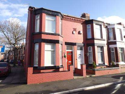 3 Bedrooms Terraced House for sale in Burwen Drive, Orrell Park, Liverpool, Merseyside, L9