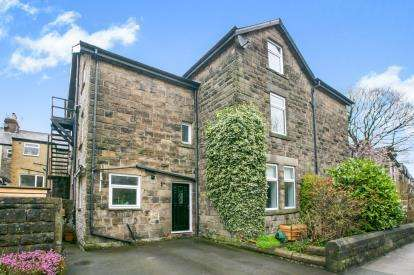 6 Bedrooms Semi Detached House for sale in Market Street, Buxton, Derbyshire, High Peak