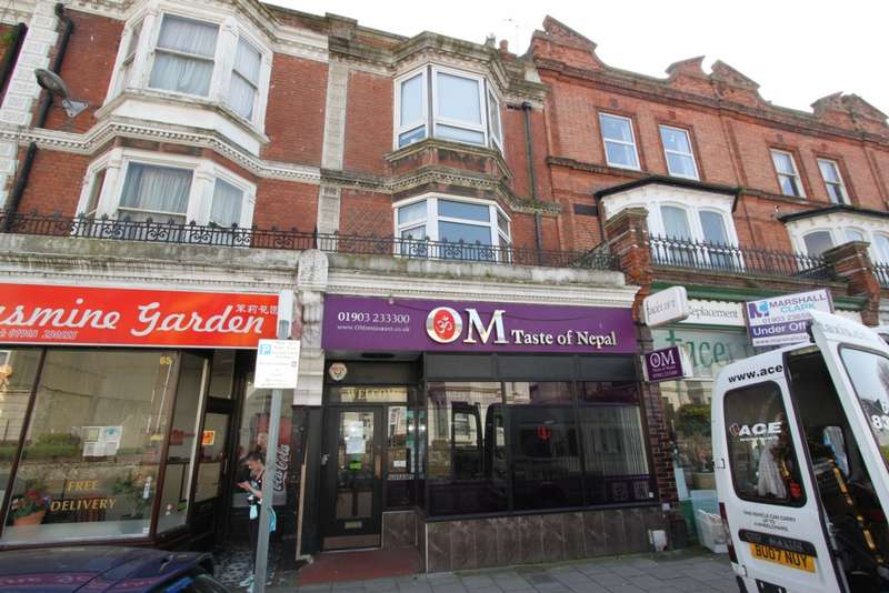 Property for sale in Rowlands Road, Worthing, BN11