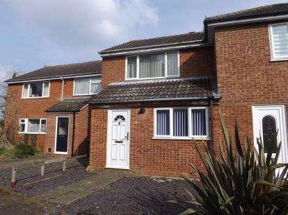 3 Bedrooms Terraced House for sale in Mallard Walk, Biggleswade, Bedfordshire