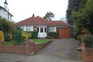 3 Bedrooms Bungalow for sale in Purley Bury Avenue, Purley, Surrey