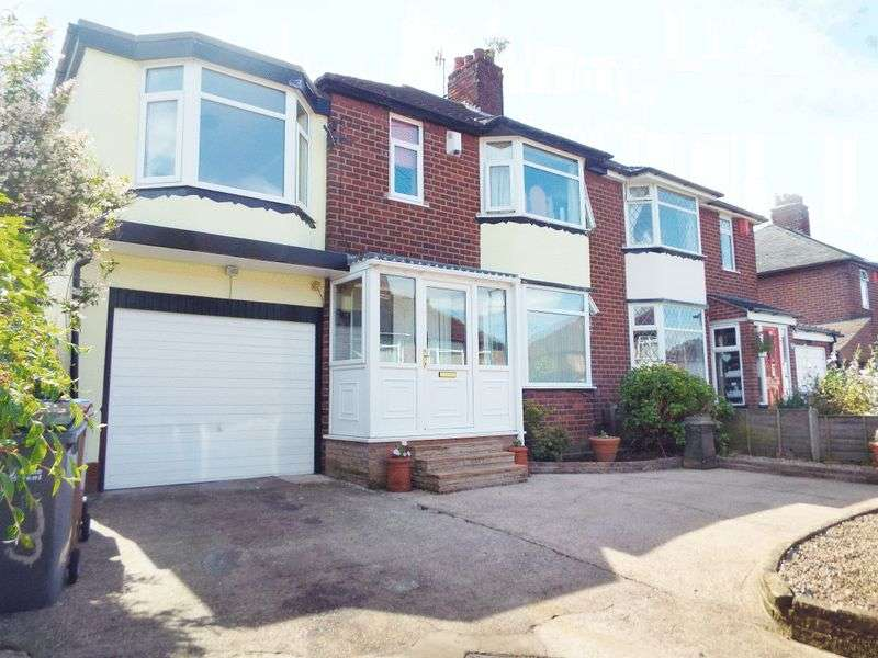 4 Bedrooms Semi Detached House for sale in Hillfield Avenue, Trent Vale, Stoke-on-Trent