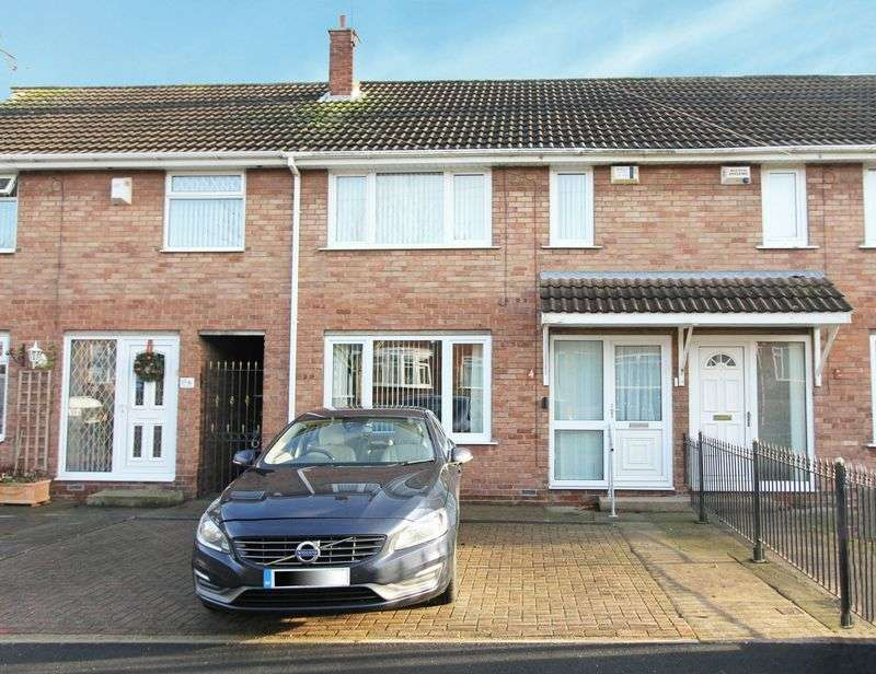 2 Bedrooms Terraced House for sale in Dressay Grove, Hull,