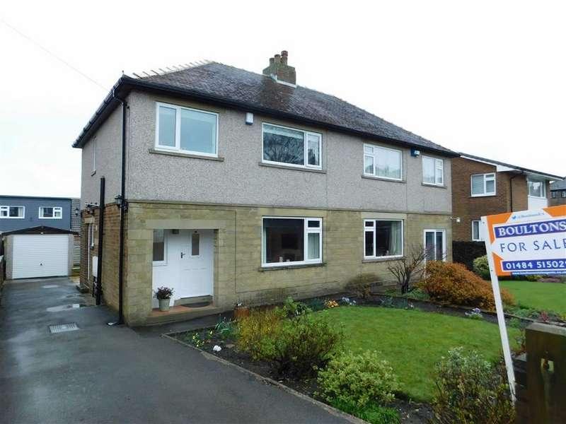 3 Bedrooms Property for sale in 34, Raw Nook Road, Salendine Nook, Huddersfield