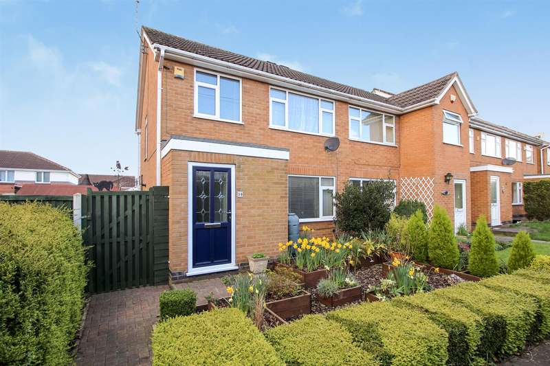 3 Bedrooms House for sale in Mackinley Avenue, Stapleford