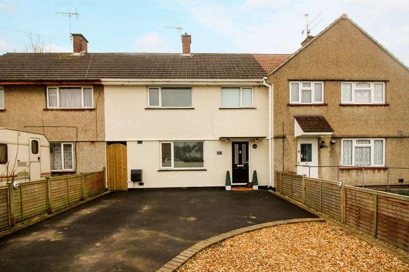 3 Bedrooms Terraced House for sale in Valleyway Road, Nailsea