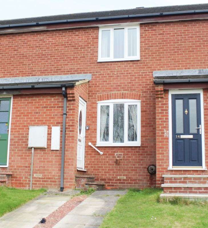 2 Bedrooms Terraced House for sale in Grangefields, Brotton