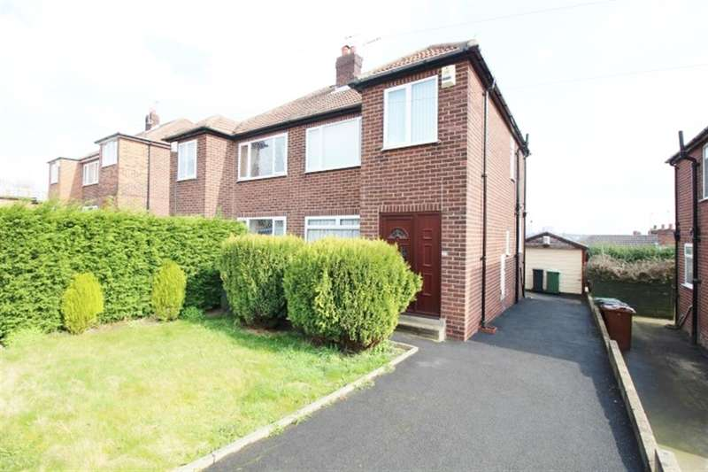 3 Bedrooms Semi Detached House for sale in Raynville Avenue, Bramley, LS13