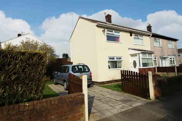 3 Bedrooms Semi Detached House for sale in St Monica's Drive, Bootle, Merseyside, L30 2RN