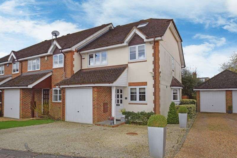 4 Bedrooms Semi Detached House for sale in Chalfont St. Giles