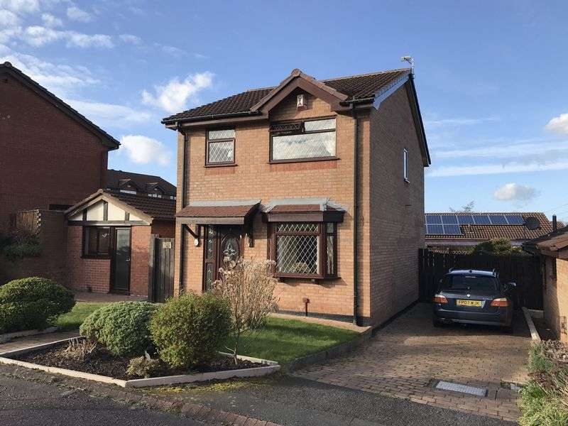 3 Bedrooms Detached House for sale in Ledston Close, Norton Brow