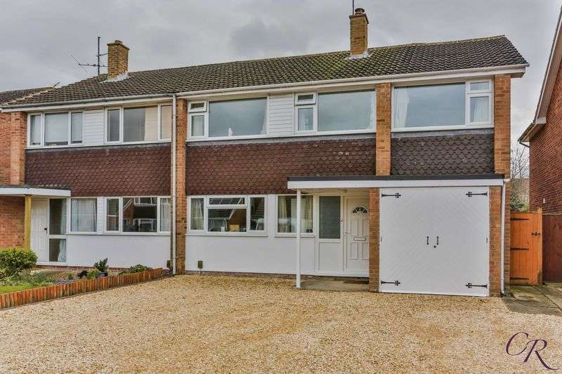 4 Bedrooms Semi Detached House for sale in Pembroke Road, Cheltenham