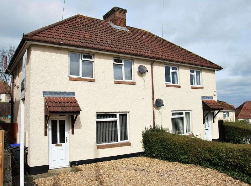 2 Bedrooms Semi Detached House for sale in Laverstock Road, Salisbury