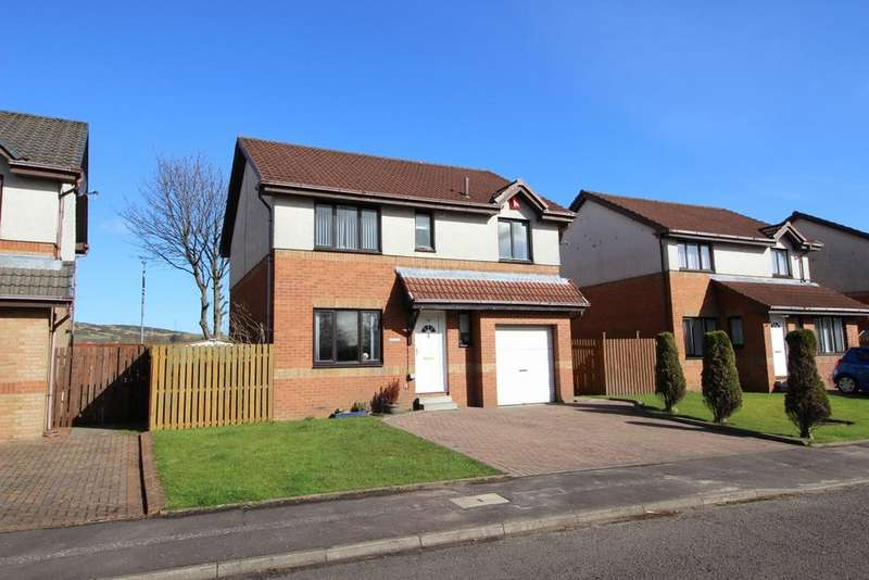 4 Bedrooms Detached House for sale in 15 Admiralty Grove, Old Kilpatrick, G60 5HY