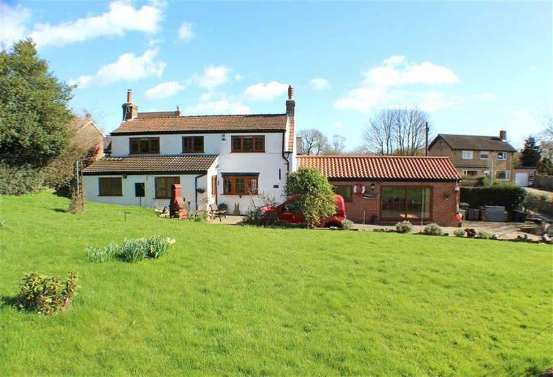 2 Bedrooms Detached House for sale in Moor Lane, Carnaby, East Yorkshire