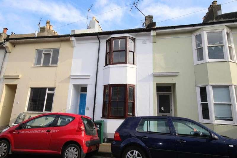 3 Bedrooms Terraced House for sale in Islingword Street, Brighton BN2